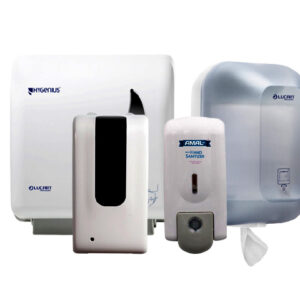DISPENSERS AND PAPER PRODUCTS