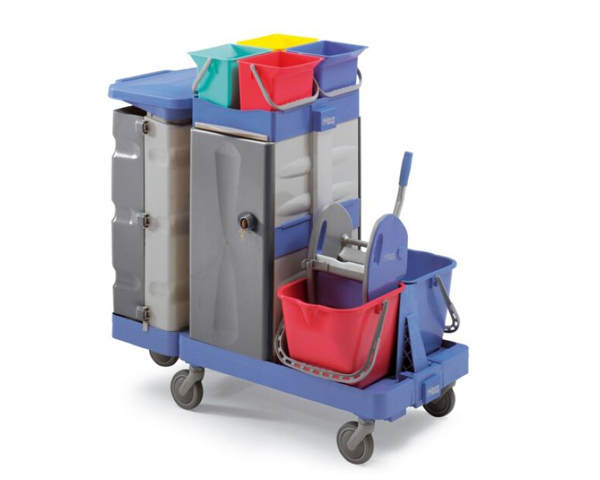 CLEANING TROLLEYS & ACCESSORIES